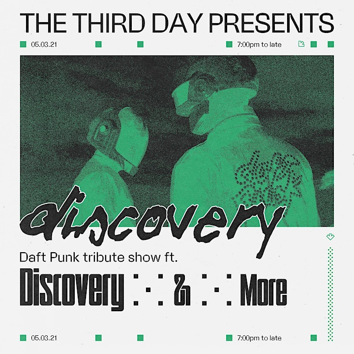 The Third Day Presents Discovery (Daft Punk Tribute Show) image