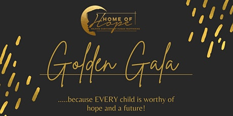 1st Annual Golden Gala 2021 tickets