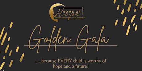 1st Annual Golden Gala 2021 tickets
