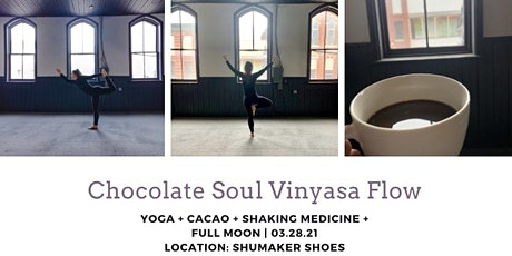 Chocolate Soul Vinyasa Flow tickets
