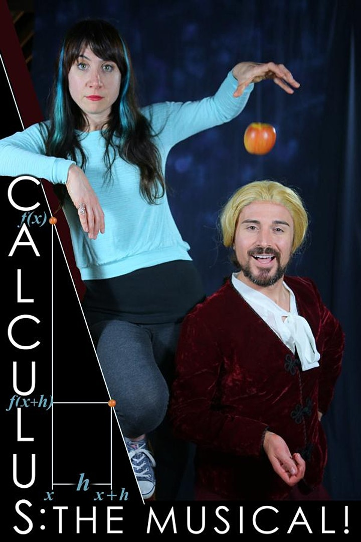 Calculus the Musical by Matheatre - Live Streamed image