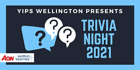 YIPs WLG Presents: Trivia Night 2021 tickets