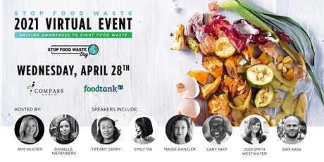 Stop Food Waste Day Virtual Event: Driving Awareness To Fight Food Waste tickets