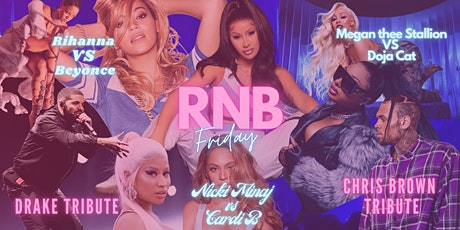 RNB FRIDAY @ DELUXE tickets