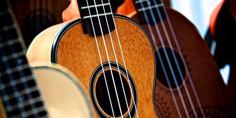 Ukulele for Seniors - Kurri Kurri Library tickets