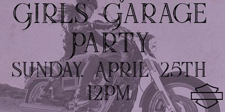 Denali Harley-Davidson Girls Garage Party tickets