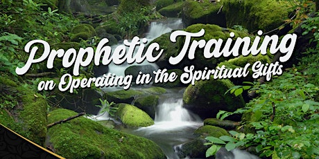 Operating the spiritual gifts tickets