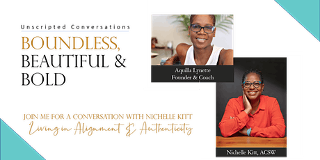 Connecting in Alignment & Authenticity tickets