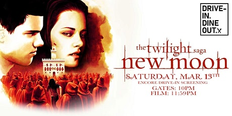 ENCORE - The Twilight Saga: New Moon - Drive-In at Mess Hall Market tickets