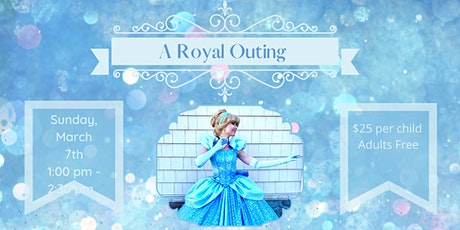 A Royal Outing with the Glass Slipper Princess tickets