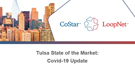 Tulsa State of the Market: COVID-19 Update - Retail & Industrial tickets