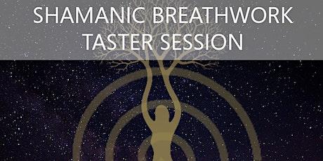 Shamanic Breathwork - Taster Session tickets