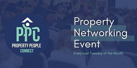 Property People Connect - Virtual Networking Event tickets