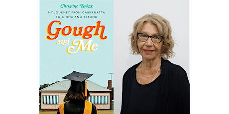 Library online: Christine Sykes presents 'Gough and Me' tickets