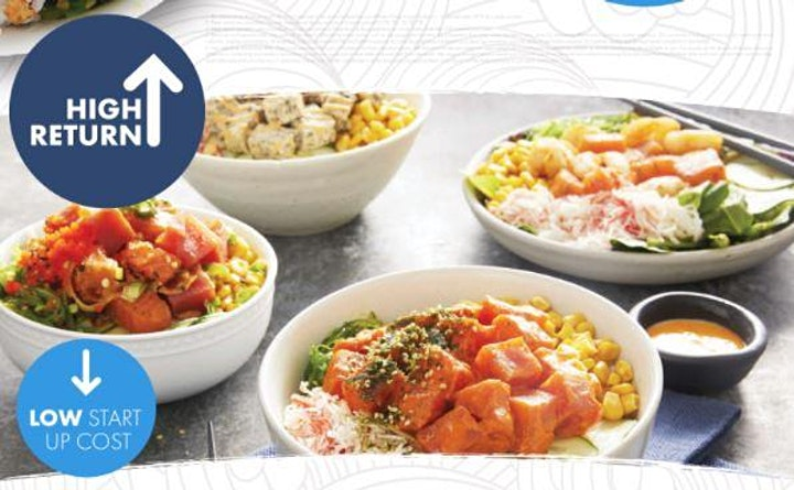 Uncle Sharkii - The Original Hawaii Poke Looking for Franchisees image