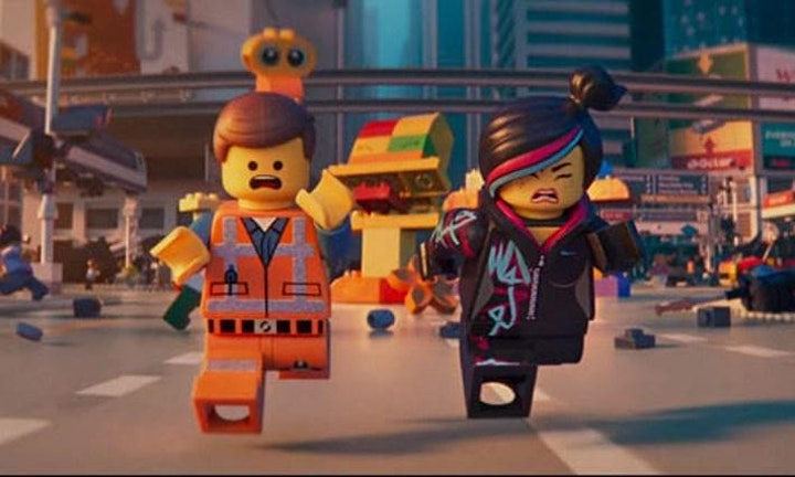 Starlite Drive In Movies - THE LEGO MOVIE image