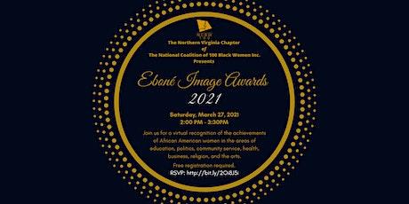 2021 Eboné Image Awards  Virtual Ceremony - NCBW NoVA Chapter tickets