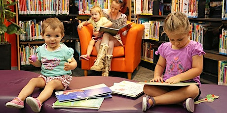 Toddler Time - Unanderra Library tickets