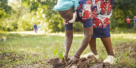 Planting Trees for Women, Climate and Communities tickets