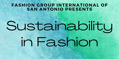 Sustainability in Fashion tickets
