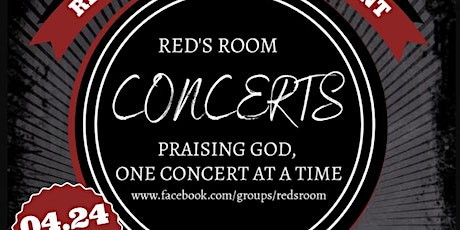 Red's Room April 24th tickets