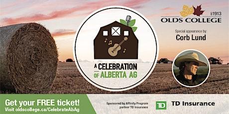 A Celebration of Alberta Ag tickets