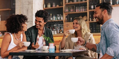 French Conversation class in a café (for intermediate / advanced level) tickets