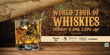 Whiskies of the World | Pig 'N' Whistle West End tickets