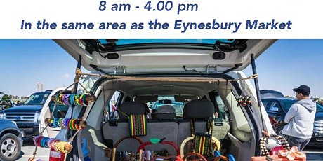 Rotary Eynesbury Car Boot Sale tickets