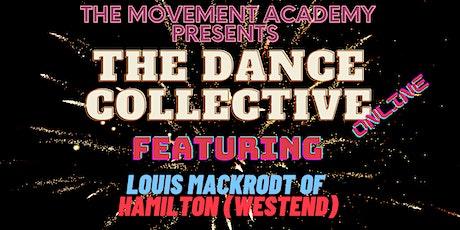 The Dance Collective Online - Louis Mackrodt tickets