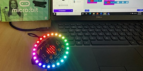 APRIL 2021: SMART HOLIDAY WORKSHOP - Coding with BBC micro:bit tickets