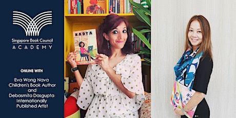 Picture Book Matters with Eva Wong Nava and Debasmita Dasgupta tickets