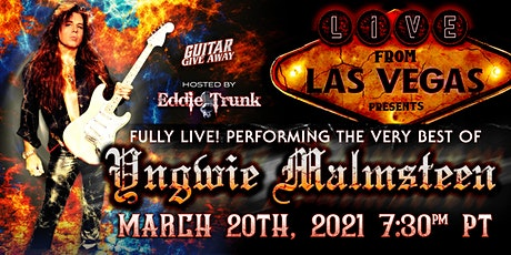 Yngwie Malmsteen: Fully Live! The Very Best Of tickets