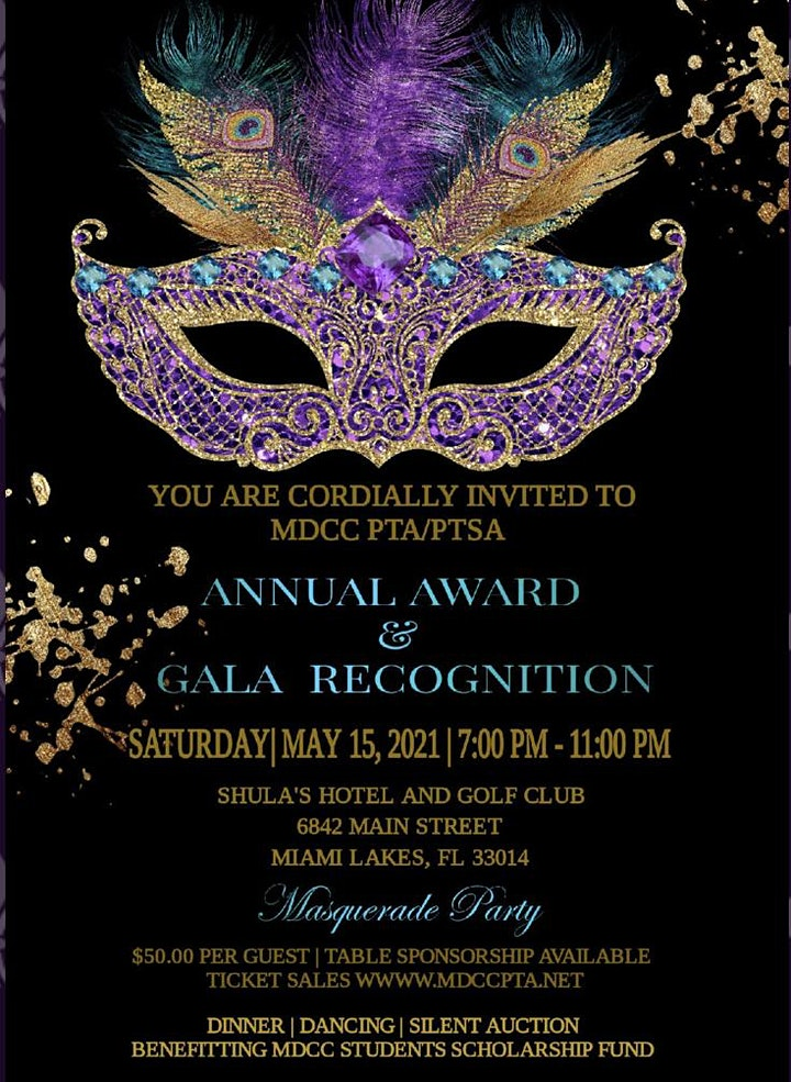 Awards and Gala Recognition image