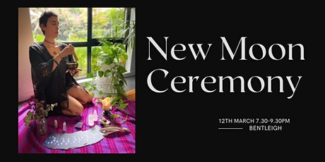 March New Moon Women's Circle tickets