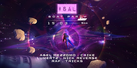 #SAL - Lost In Space | Boat Party tickets