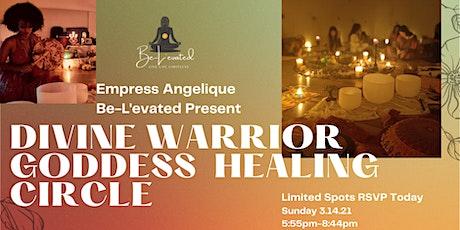 Divine Feminine; Warrior Goddess New Moon Gathering tickets