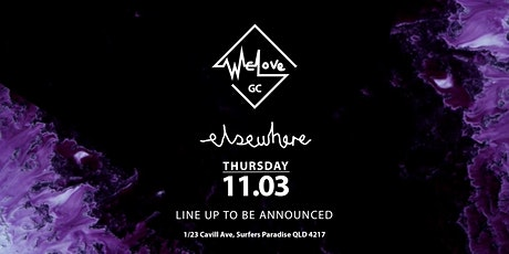 WeLove Gold Coast #4 tickets