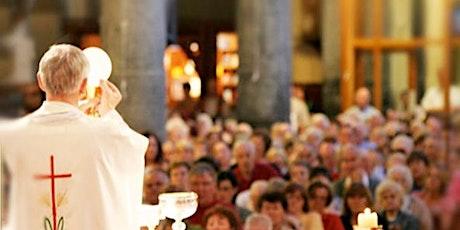 Sunday Mass (Exceptional  @ St. Peter Catholic Church in Woodbridge) tickets
