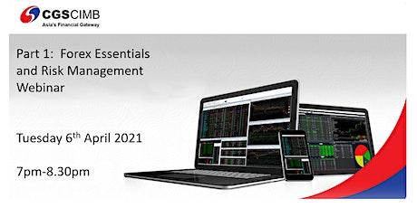 Part 1: Forex  Essentials and Risk Management tickets