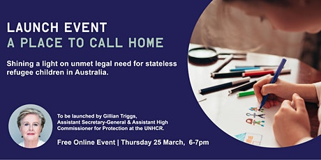 Launch Event: A Place to Call Home tickets