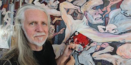 Artist Talk - George Gittoes tickets