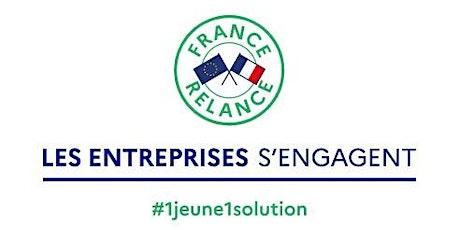 Lancement de la mobilisation des entreprises #1jeune1solution tickets