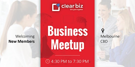 ClearBiz - Small Business Networking Event - March 2021 tickets
