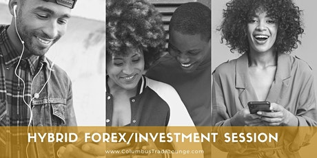 Forex Open House Event - virtual/in-person hybrid tickets