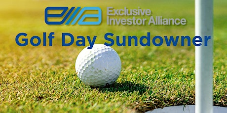 EIA Golf Day Sundowner tickets