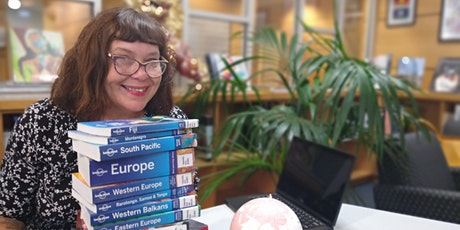 Explore - Tamara Sheward - Travel Writer tickets