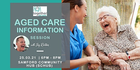 Aged Care Information Session tickets