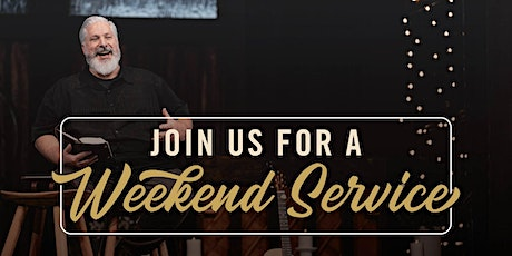 Saturday, March 6th 4:00pm Indoor Service tickets