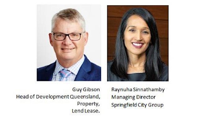 ULI Brisbane Speakeasy: Masters of Masterplanned Communities image